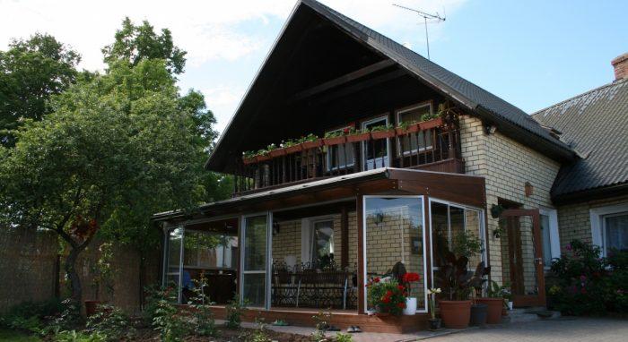 Частный дом в Салацгриве