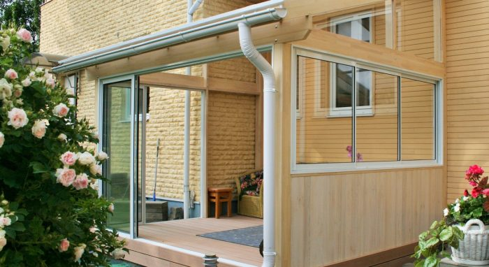 LEAN TO CONSERVATORY III