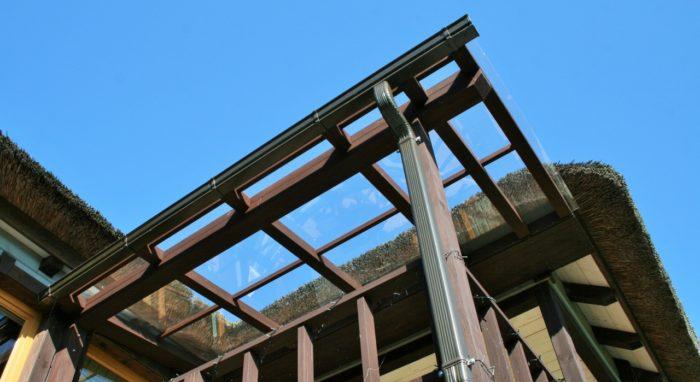 Покрытие и превращение веранды в терассу