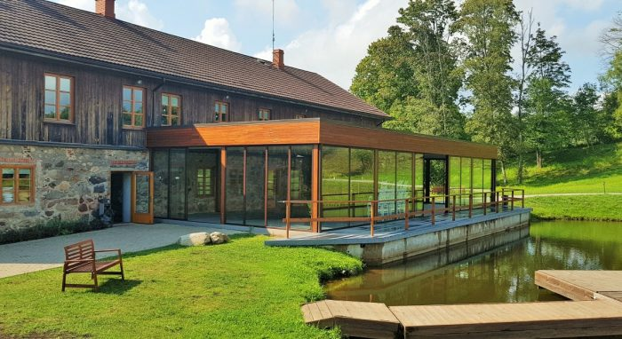 GUEST HOUSE NITAURES DZIRNAVAS (BEFORE/AFTER)